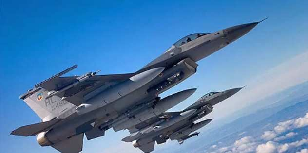 India considers proposal to manufacture F-16 fighter jets under 'Make in India'