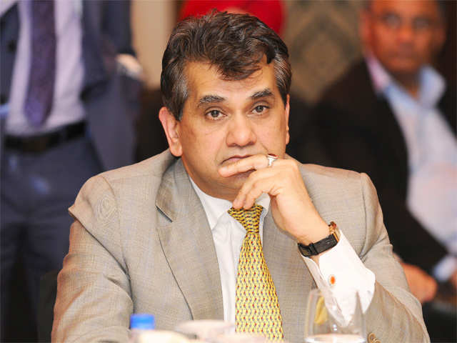 GST to make India a simpler, more revenue generating economy: Amitabh Kant