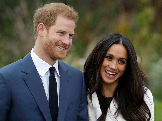 Prince Harry, Meghan to give up 'highness' titles