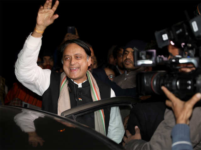 PM Modi, Shah can defuse anti-CAA protests: Tharoor