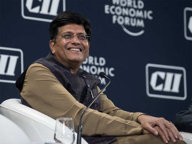 My job is to tell the India story: Piyush Goyal