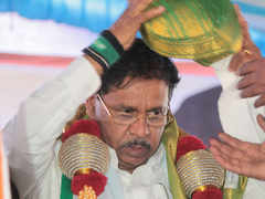2013 on his mind, Parameshwara leaves nothing to chance